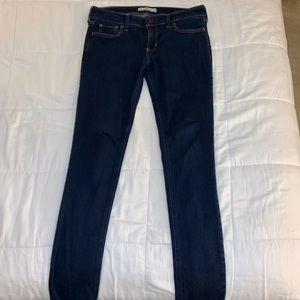 Hollister Dark Skinny Jeans